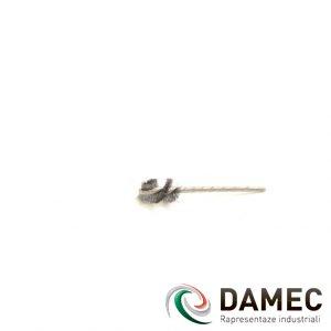 Spazzole in acciaio D14 L250